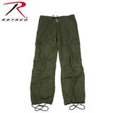 Rothco Womens Vintage Paratrooper Fatigue Pants - Olive Drab