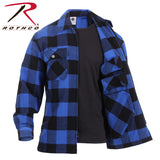100% Cotton Concealed Carry Flannel Shirt