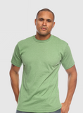 5051ORG Unisex Organic Cotton Tee - Avocado