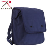 Rothco's Canvas Map Case Shoulder Bag - Navy Blue