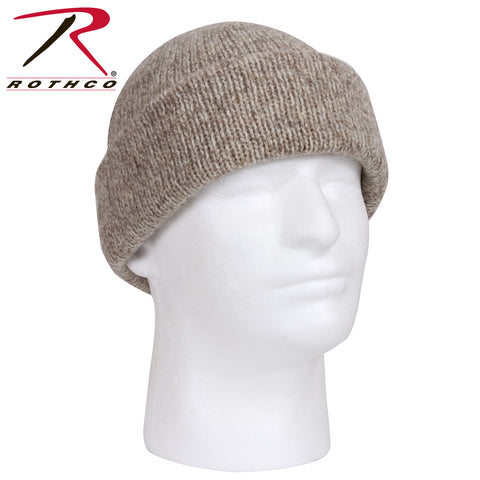 100% Wool Ragg Watch Cap