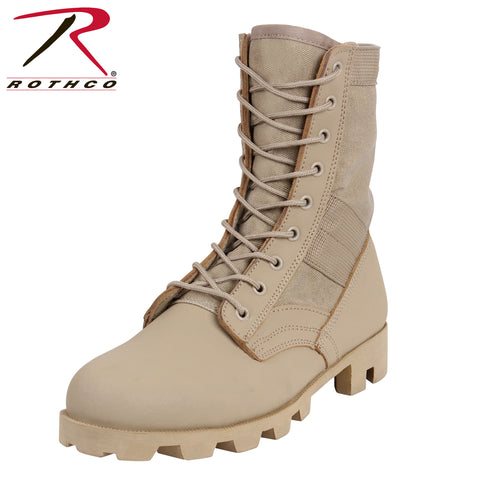 Classic Military Jungle Boot