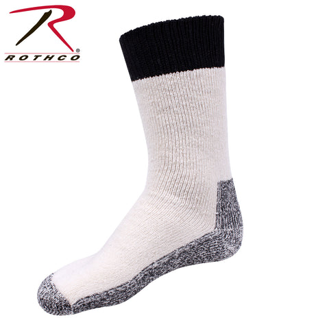 Heavyweight Natural Cotton Thermal Boot Socks