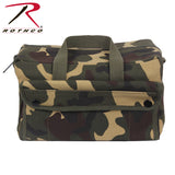Rothco's tough G.I. Type Mechanics Tool Bag - Woodland Camo