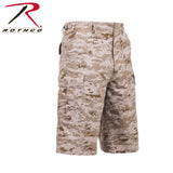 Long Length Camo BDU Short - Desert Digital Camo