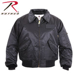 CWU-45P Flight Jacket - Black