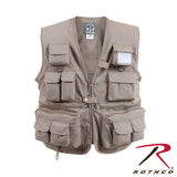 Uncle Milty Travel Vest - Khaki