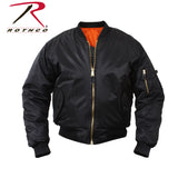 Rothco Concealed Carry MA-1 Jacket - Front