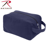 Rothco Canvas Travel Kit - Navy Blue