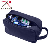 Rothco Canvas Travel Kit - Interior Detail
