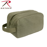 Rothco Canvas Travel Kit - Olive Drab