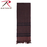 Shemagh Tactical Desert Scarf - Brown