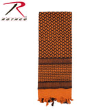 Shemagh Tactical Desert Scarf - Orange