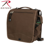 Canvas M-51 Engineers Field Bag - Earth Brown
