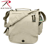 Canvas M-51 Engineers Field Bag - Khaki