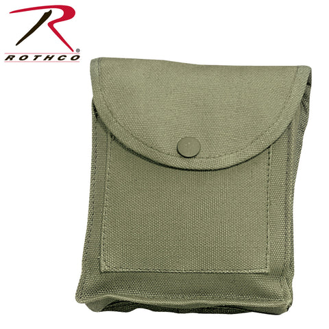 Rothco's Canvas Utility Pouches - Olive Drab
