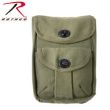 Rothco Two-Pocket Ammo Pouches - Olive Drab
