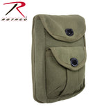 Rothco Two-Pocket Ammo Pouches - Side View