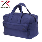 Rothco's tough G.I. Type Mechanics Tool Bag - Navy Blue