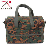 Rothco's tough G.I. Type Mechanics Tool Bag - Woodland Digital Camo