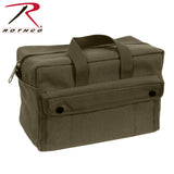 Rothco's tough G.I. Type Mechanics Tool Bag - Olive Drab