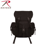 Rothco's Canvas Outfitter Backpack - Black