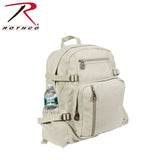 Rothco's Jumbo Vintage Canvas Backpack - Khaki