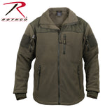 Rothco Spec Ops Tactical Fleece Jacket-Olive Drab