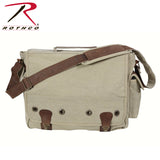 Canvas Trailblazer Laptop Bag - Khaki