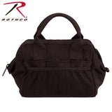 Rothco Heavyweight Canvas Platoon Tool Bag - Black