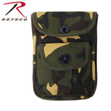 Rothco Two-Pocket Ammo Pouches - Woodland Camo