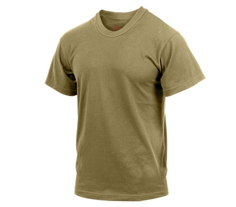 Rothco AR 670-1 Coyote T-Shirt-Main