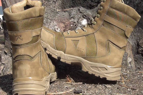 AR 670-1 Coyote Forced Entry Tactical Boot-Main