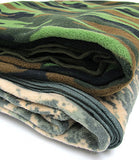 Camo Fleece Blanket-Main