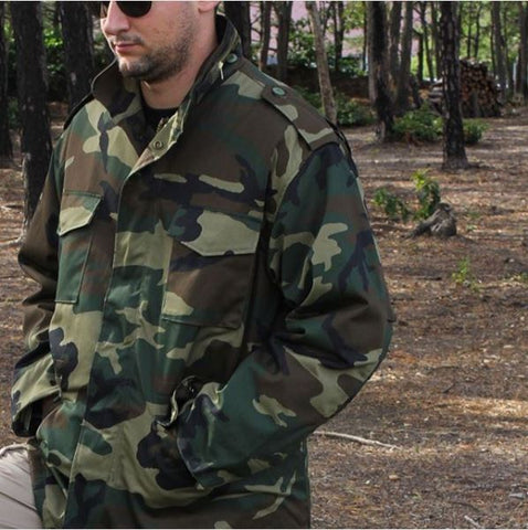 Camo M-65 Field Jacket-Main