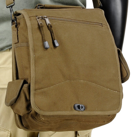 Canvas M-51 Engineers Field Bag-Main