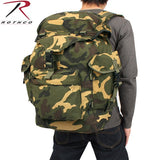100% Cotton Canvas Outdoorsman Rucksack-Main