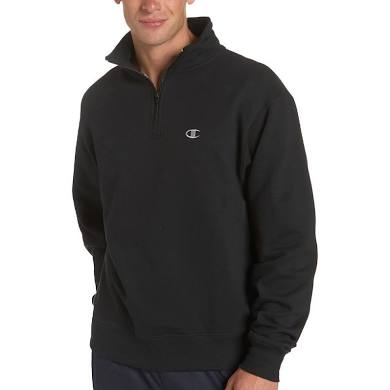 Champion Eco Fleece 1/4 Zip Sweatshirt-Main
