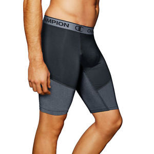 Champion PowerFlex 9' Men's Solid Compression Shorts-Main