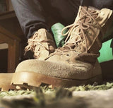 G.I. Type Speedlace Desert Tan Jungle Boot-Main
