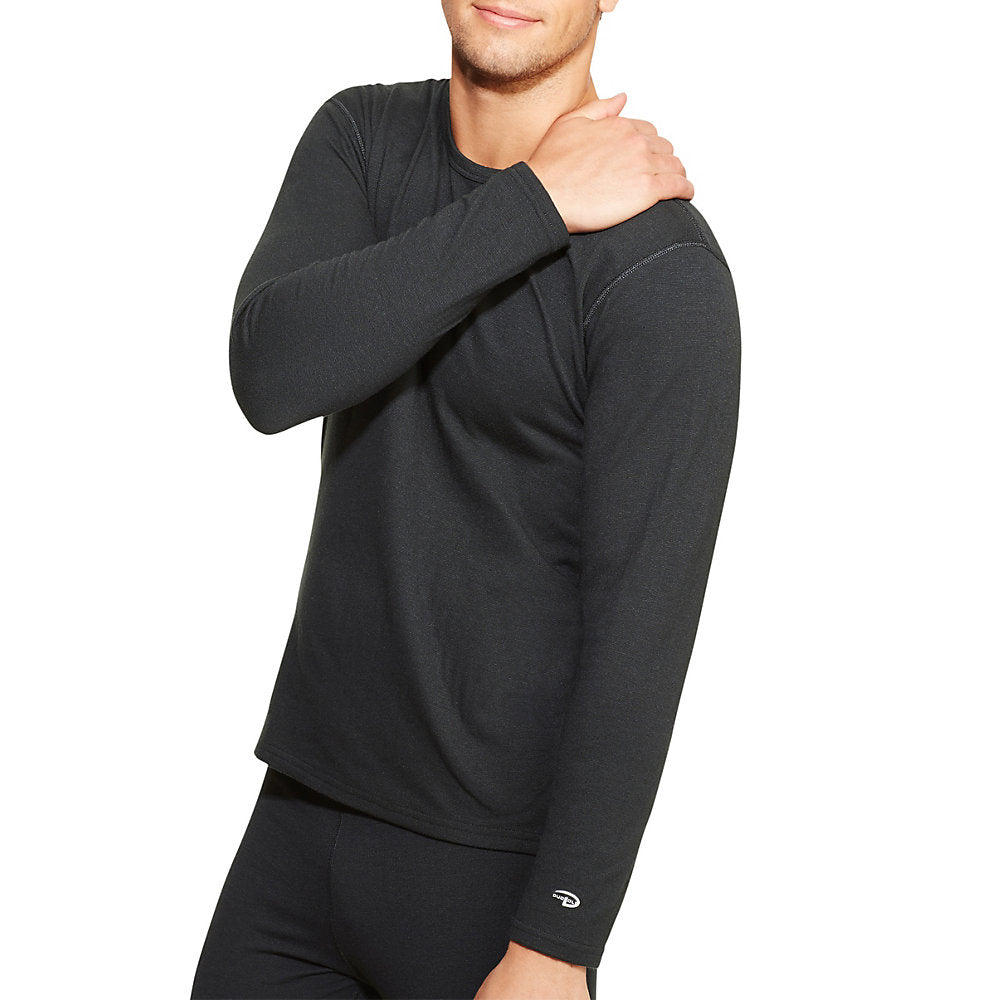 016e1d94 Duofold by Champion Varitherm Men's Long-Sleeve Thermal Shirt ...