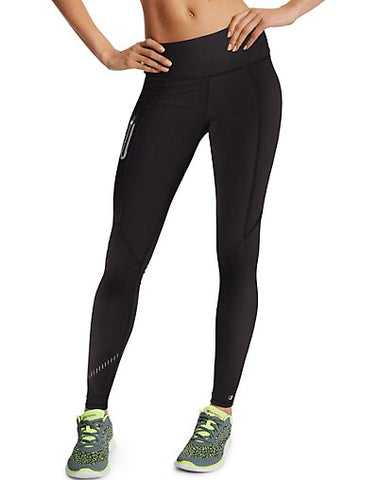 Champion Women's Marathon Tights - XSmall - Black