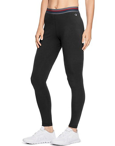 Champion Women's Authentic Leggings - Black