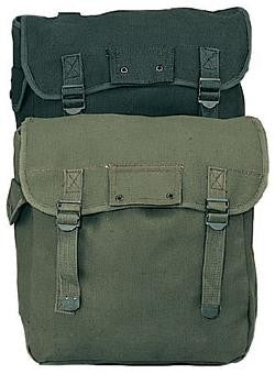 Rothco Heavyweight Canvas Musette Bag - Main