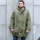100% Cotton M-51 Fishtail Parka