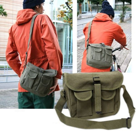 Rothco Canvas Ammo Shoulder Bag - Main