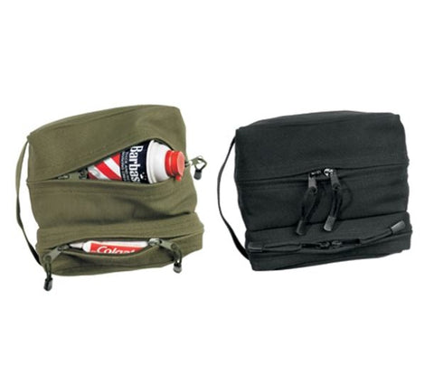 Rothco's Canvas Dual Compartment Travel Kit - Main