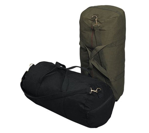 Rothco Canvas Shoulder Duffle Bag - 24 Inch - Main