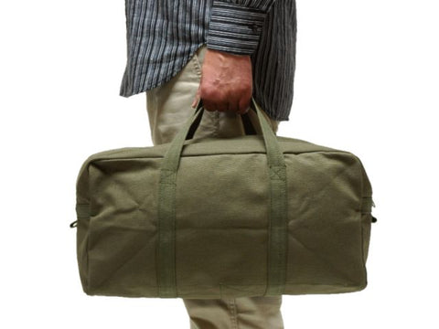 Rothco's Canvas Tanker Style Tool Bag - Main