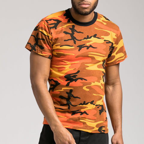 Rothco Color Camo T-Shirts - Unisex